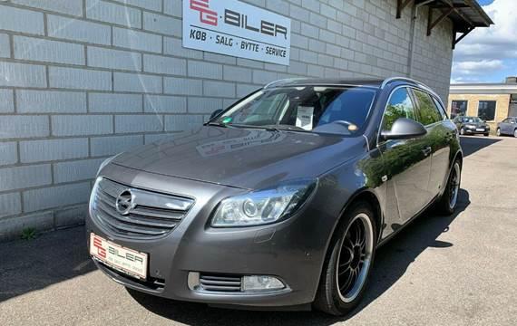 Opel Insignia 2,0 CDTi 160 Cosmo ST aut.