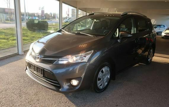 Toyota Sportsvan 1,6 D-4D T2 Vision