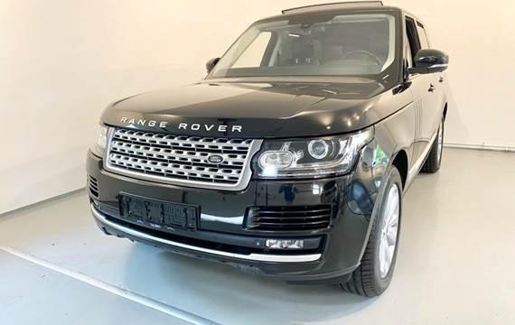 Land Rover Range Rover 5,0 SCV8 Vogue aut.