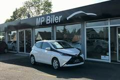 Toyota Aygo 1,0 VVT-i x-play x-shift