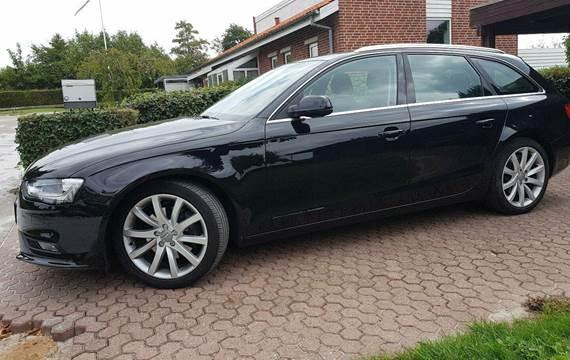 Audi A4 3,0 TDi 245 Avant quattro S-tr.