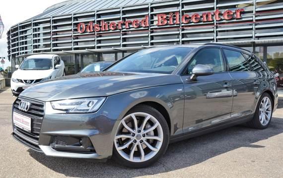 Audi A4 TDi S-line+ Avant S-tr.