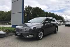 Ford Focus 1,0 SCTi Titanium 125HK Stc 6g