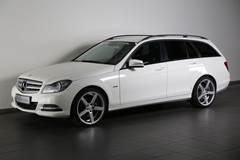 Mercedes C220 2,2 CDi stc. BE Van