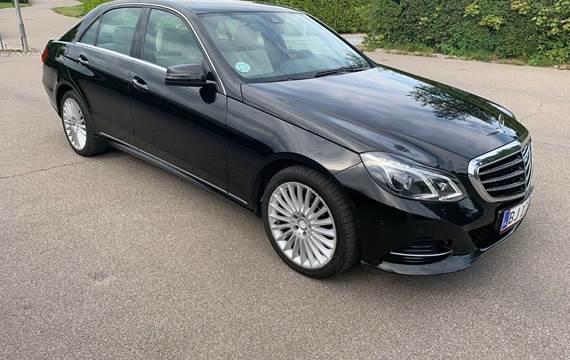 Mercedes E220 2,2 CDi Elegance