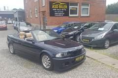 BMW 323Ci 2,5 Cabriolet