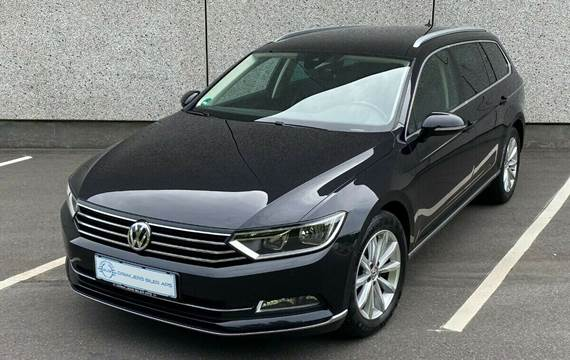 VW Passat 1,4 TSi 150 Highl. Prem. Vari. DSG