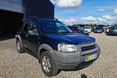 Land Rover Freelander 1,8 120 Van