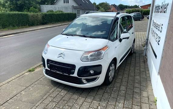 Citroën C3 Picasso 1,6 HDi 110 Exclusive
