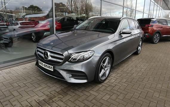 Mercedes E350 d 2,9 AMG Line stc. aut.