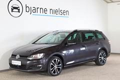 VW Golf VII 1,6 TDi 110 Lounge Variant DSG