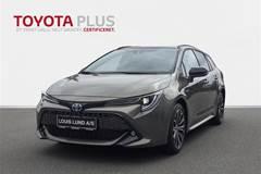Toyota Corolla 1,8 Touring Sports  B/EL H3 Designpakke E-CVT  Stc Trinl. Gear