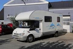 Ford Transit 2,2 Rimor 2,2 TDCi 125HK 3d