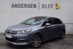 Citroën C4 1,6 Blue HDi Feel EAT6 start/stop 120HK 5d 6g Aut.