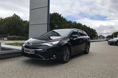 Toyota Avensis 1,8 Touring Sports 1,8 VVT-I T2 Premium + Læder 147HK Stc 6g