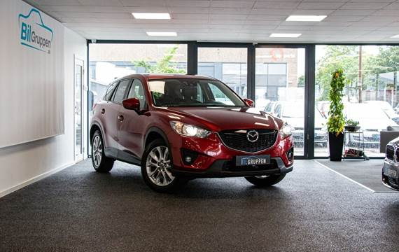 Mazda CX-5 2,0 Sky-G 160 Optimum Tech AWD