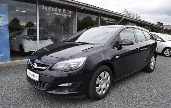 Opel Astra 1,4 100 Enjoy ST