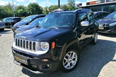 Jeep Renegade 1,4 M-Air 140 Limited