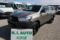 Toyota HiLux 2,4 D-4D 150 T3 Ex.Cab 4x4
