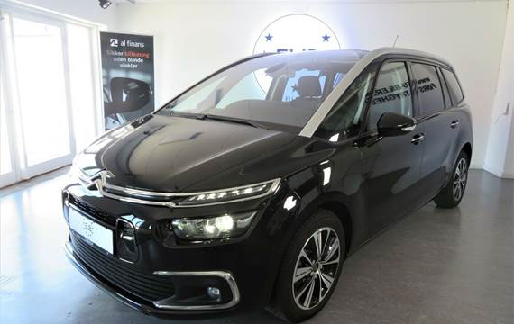 Citroën Grand C4 Picasso 1,2 PT 130 Intensive EAT6