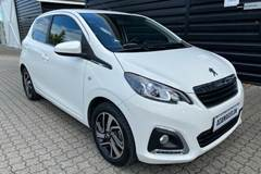 Peugeot 108 1,0 e-VTi 69 White Edition