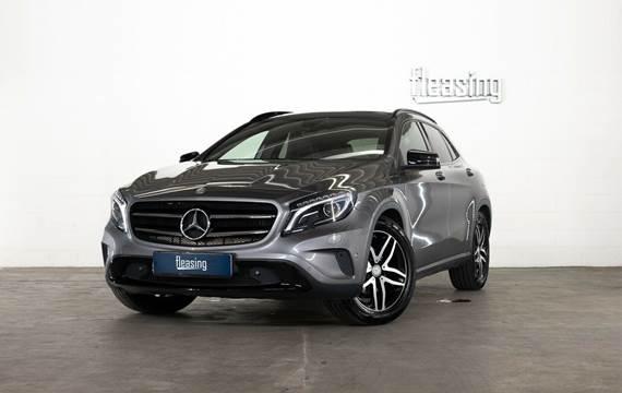Mercedes GLA200 2,2 CDi aut. 4Matic