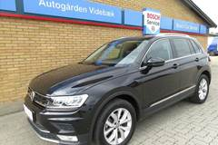 VW Tiguan 1,4 TSi 150 Highline DSG 4M