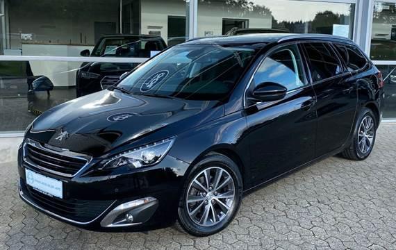 Peugeot 308 1,6 BlueHDi 120 Envy SW