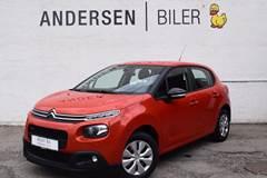 Citroën C3 1,2 PureTech Feel 82HK 5d