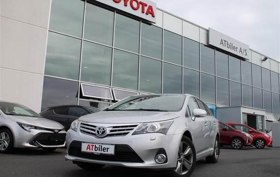 Toyota Avensis 1,8 1.8 VVT-i stationcar