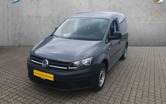 VW Caddy 1,0 TSi 102 BMT Van