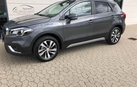 Suzuki S-Cross 1,4 Boosterjet Adventure  5d 6g