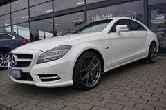 Mercedes CLS500 4,7 aut. BE