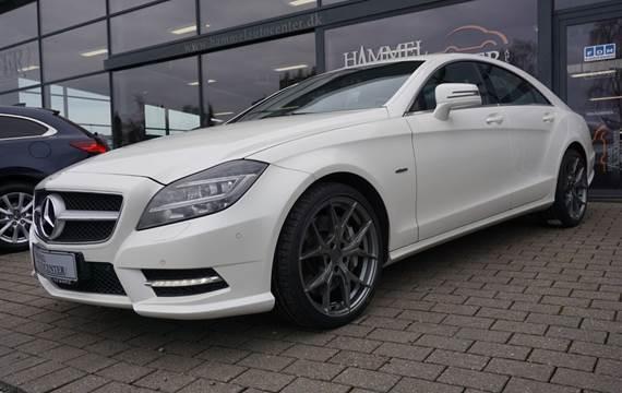 Mercedes CLS500 4,7 aut. BE