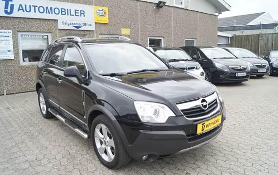 Opel Antara 2,0 CDTi 150 Cosmo aut. Van