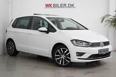 VW Golf Sportsvan 1,6 TDi 115 Sound DSG BMT