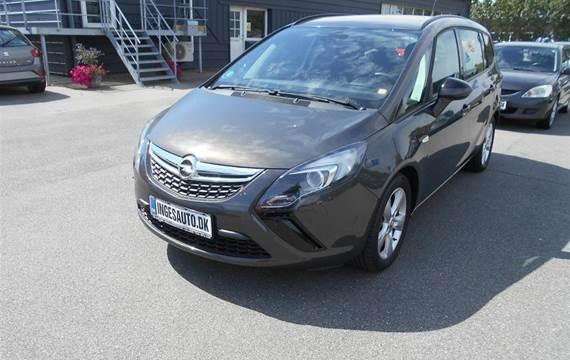 Opel Zafira Turbo Enjoy Start/Stop 140HK 6g