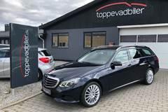 Mercedes E200 2,2 CDi Elegance stc. aut.