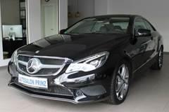 Mercedes E220 CDI - 170 HK. - Coupe'