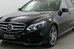 Mercedes E350 d E350d V6 - 258 hk 4MATIC G-TRONIC