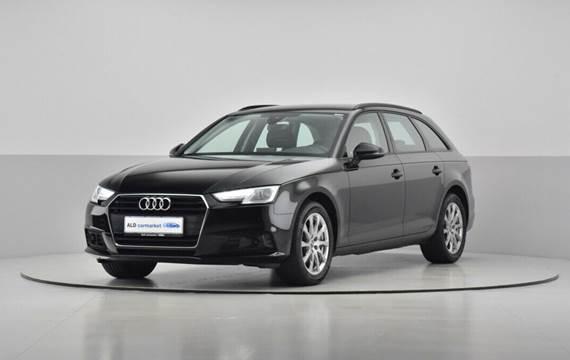 Audi A4 TDi Avant S-tr.