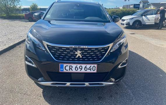 Peugeot 3008 1,5 BlueHDi GT Line LTD EAT8  8g Aut.