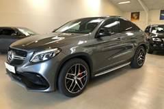 Mercedes GLE63 5,5 AMG S Coupé aut. 4-M