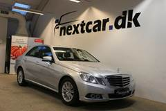Mercedes E250 2,2 CDi Elegance BE