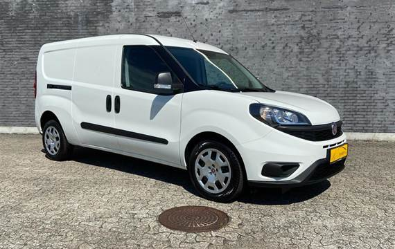 Fiat Doblò 1,6 L2H1  MJT  Van 6g