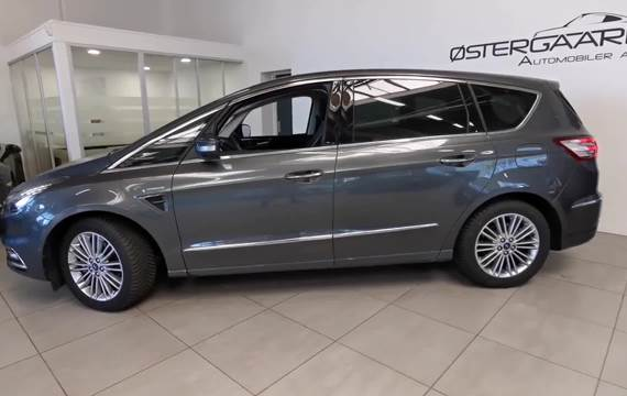 Ford S-MAX 2,0 EcoBlue Vignale aut. 7prs