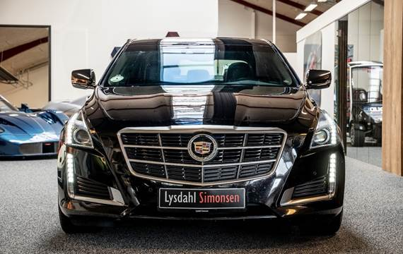 Cadillac CTS 2,0 T Luxury aut.