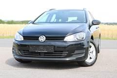 VW Golf VII 1,6 TDi 110 Comfortl. Vari. DSG BM
