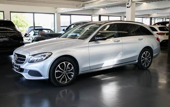 Mercedes C220 d 2,2 Avantgarde stc. aut. 4-M