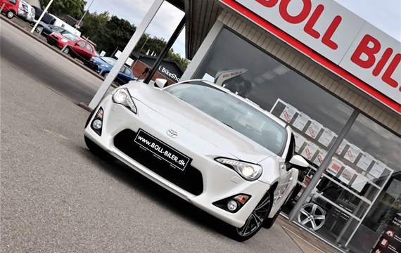 Toyota GT86 2,0 D-4S T3